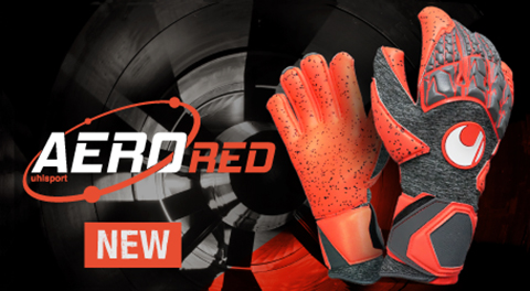 uhlsport 18FW AERORED特集ページ